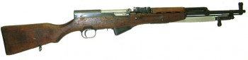 Chinese SKS Rifle - Original Military All Milled 7.62x39