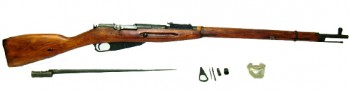 Original Molot Russia M 91/30 Mosin Nagant Rifles - Grade B rifles