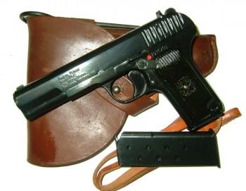 Polish TTC Tokarev Pistol - 7.62x25