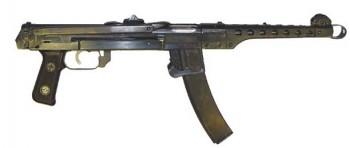 Polish PPS-43C 7.62x25 Pistol