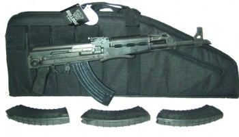 Yugo M70 AB2 Underfold AK-47 Rifle  - 7.62x39 caliber W/ Free Shooters Package