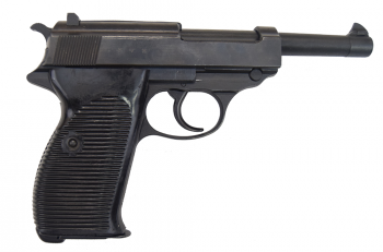 Walther P38 Pistol, Original German WWII Model 1940-1945 - 9mm