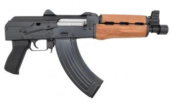 Yugo AK-47 Pistol PAP M92PV 7.62x39 Caliber Semi-Auto AK Type w/ 5 - 30 Rd Mags