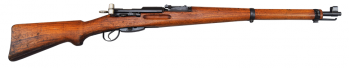 Swiss K31 Carbine Rifle - 7.5x55