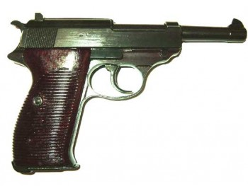 "German P38 Pistol, ""Original German Nazi "" WWII Model 1940  through 1945 - 9mm"