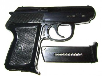 Polish Radom P64 Pistol - 9x18 Caliber - Good - Very Good
