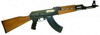 Yugo M70 AK Semi-Auto N-PAP Gen II Rifle, High Cap w/ Teak Wood Stock by Zastava Arms
