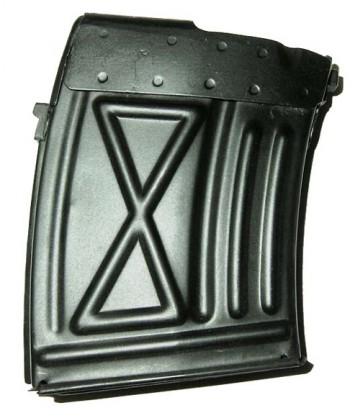 10rd Steel Mag for PSL Rifle