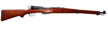 Swiss  K11 Carbine Straight Pull Rifle 7.5x55