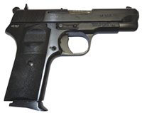 "Zastava M88A Compact 9mm, 3.7""BBL, Semi-Automatic TT Tokarev Type Pistol #HG3208-N"