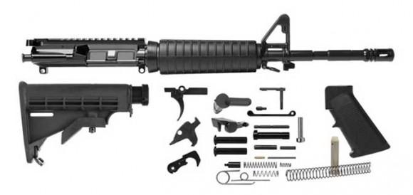 Del-Ton AR-15 M4 Rifle Parts Kit - RKT100 - No FFL Required