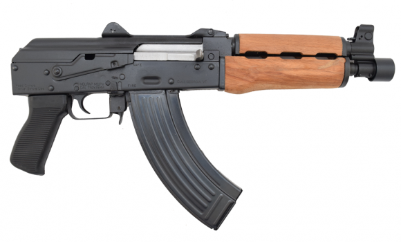 Yugo AK-47 Pistol PAP M92PV 7.62x39 Caliber Semi-Auto AK Type w/ 2 - 30 Rd Mags