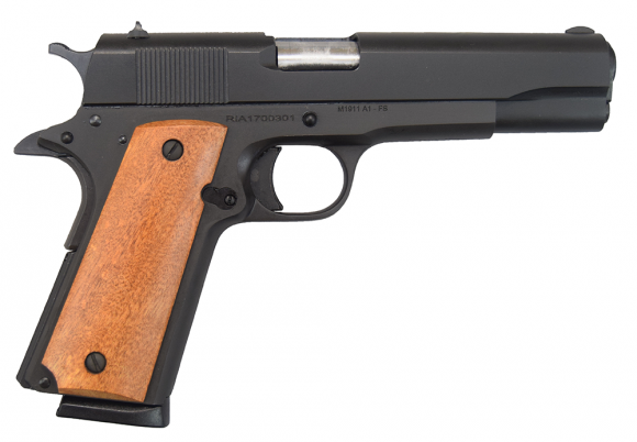 "Rock Island Armory 1911-A1 FS .45 ACP, 5"", 8rd, Full Size GI Model 51421"