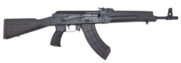 Russian Saiga 7.62x39 AK-47 Variation Rifle w/ Phoenix Stock IZ132L