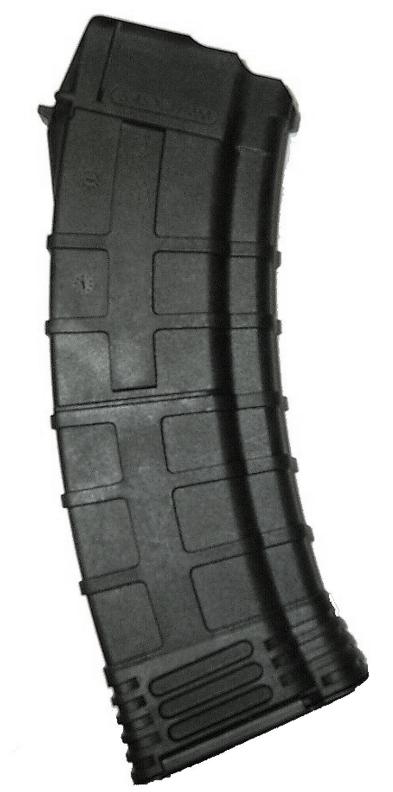 Tapco AK-74 30rd Magazine, Black Polymer 5.45x39 F620279