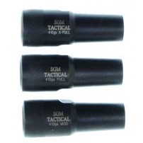 Choke Tubes for Saiga 410ga Shotguns by SGM - Tri-pack