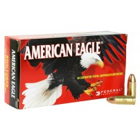 Federal Champion Series 9mm 124 Grain  FMJ Ammunition AE9AP - 50rd Box