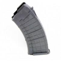 AK-47 7.62x39mm (20)Rd Black Polymer Magazine - AK-A9, by ProMag Industries