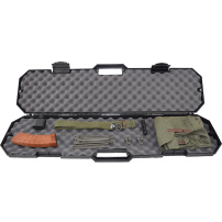 AK-74 Shooters Package - Includes Hard Shell Case, 10 Stripper Clips, 2 Guides, AK-74 Cleaning Kit, 4 Pocket Mag Pouch, Original Sling and Additional Tapco 30 Rd Mag