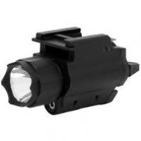 NcStar Tactical Red Laser w/ Light - AQPFLS