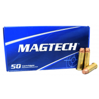 Ammo .38 Special Magtech Sport Ammunition 158 Grain Full Metal Jacket Flat Nose 755 fps 50 Rounds .38 SP - 50 Rd Box