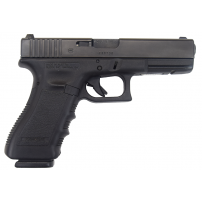 Glock 22 Gen 3 Used, Law Enforcement Trade In with Glock Night Sights and 1 Factory 15 Rd Mag - Good / Very Good