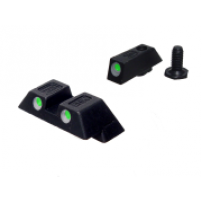 Glock OEM Factory 3 Dot Night Sights, Original Glock Manufacture, 6.5mm