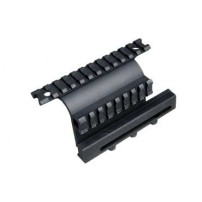 UTG AK-47 Double Picatinny Rail Side Mount MNT-973