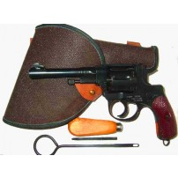 Nagant M1895 Revolver - 7.62x38R caliber