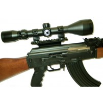 Scope Package for AK Type Rifles with Side Rails