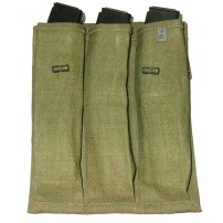PPS-43C Mag Pouch Deal w/ (3) 7.62x25 Magazines and Canvas Belt Pouch
