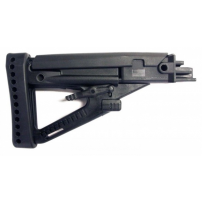 Archangel AK-Series OPFOR Buttstock - Black Polymer - AA123, by ProMag