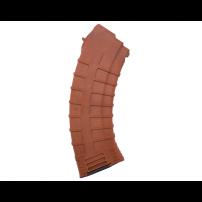 TAPCO AK-47 30 Round Mag, Polymer 7.62x39 MAG0630 Orange