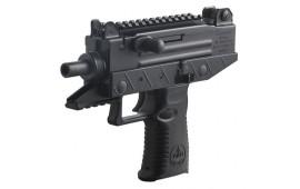 """IWI Uzi Pro 9mm Pistol, 4.5"""" 25rd w/ Picatinny Rail & Adjustable Sights - UPP9S"""