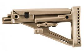 Archangel AK-Series OPFOR Buttstock - Desert Tan Polymer - AA123-DT, by ProMag