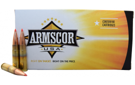 Armscor Precision Rifle Ammunition .300 AAC Blackout 208 Grain Hornady A-Max - FAC300AAC-2N - 20rd Box