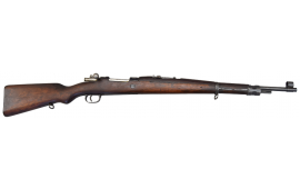 Yugoslavian M24/47 8mm Mauser Bolt Action Rifle - Overall Surplus Good Condition