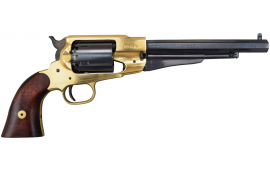 1858 Black Powder Army Revolver .44 Cal Brass - Blued, by Traditions - FR18581, Black Powder - No FFL Required.