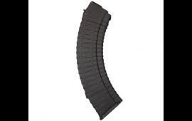 AK-47 7.62x39mm (40)Rd Black Polymer Magazine - AK-A19, by ProMag