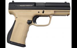FMK 9C1 G2 9mm Pistol - Desert Earth - 14+1rd Capacity
