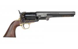 1851 Black Powder Navy Revolver .44 Cal Brass - Blued, by Traditions - FR18512, Black Powder - No FFL Required.