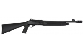 "FX4 Semi-Auto Shotgun With Tactical Pistol Grip – 12 Gauge, 4 + 1 Capacity, 3"" Chambers - by FedArm"