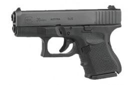 Glock 26 Gen4 9mm SubCompact Handgun FS w/ (3) 10 Rd Mags PG2650201