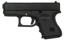 Glock 27 .40 Cal SubCompact Handgun w/ F/S and (2) 9 Rd Mags PI2750201