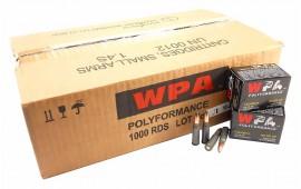 Wolf Polyformance 7.62x39 125gr SP Ammo - 1000rd Case