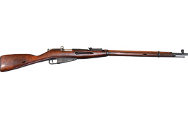 Russian M91/30 Mosin Nagant Rifle w/ Hex Receiver Dragoon Era - Arsenal Refinished, Good / Very Good w/ Matching # Bayonets .