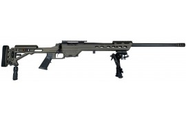 MPA 308BA Bolt Action Rifle - Black - Accurized Match - By Masterpiece Arms
