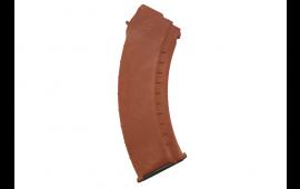 Tapco AK-47 Smooth Side Burnt Orange 30 Round Magazine MAG0632 Orange