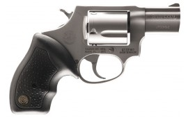 """Taurus Ultra-Lite Model 85 .38 Spl. Revolver, +P Rated, 2"""" BBL, 5rd - Matte Stainless Finish 2-850029ULFS"""