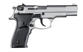 Turkish ZIGANA M16 Semi Auto Pistol -  Chrome Finish - 9mm